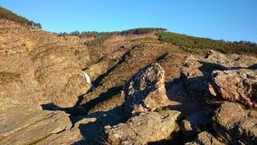 Parque de Alvao fotografia de stock