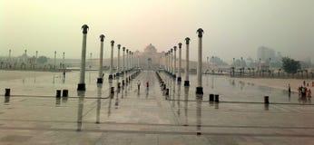 Parque de Ambedkar, Lucknow (la India) Foto de archivo libre de regalías