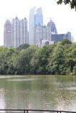 Parque de Atlanta Foto de archivo