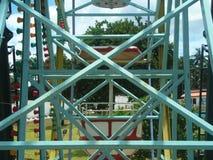 Parque de atracciones Fotos de archivo libres de regalías
