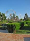Parque de atracciones en Bulgaria Fotos de archivo libres de regalías