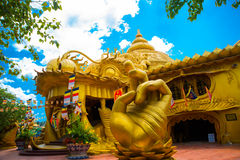 Parque de atracciones en la ciudad de Ho Chi Minh Suoi Tien asia Vietnam Fotos de archivo