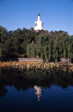 Parque de Beihai fotografia de stock royalty free