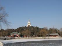 Parque de Beihai Imagens de Stock Royalty Free