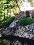 Parque de Belmond imagen de archivo libre de regalías