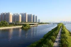 Parque de Binhe foto de stock royalty free