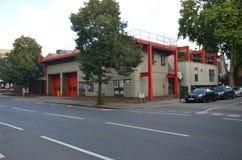 parque de bomberos del norte Londres de Kensington imágenes de archivo libres de regalías