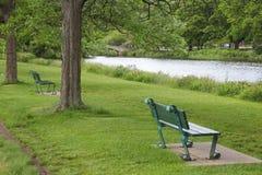 Parque de Boston imágenes de archivo libres de regalías