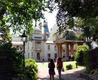 Parque de Brighton Royal Pavilion em Brigghton Imagens de Stock Royalty Free