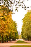 Parque de Bruxelas Imagem de Stock