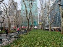 Parque de Bryant, New York Fotos de Stock