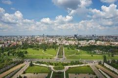 Parque de Bucareste Izvor Imagem de Stock