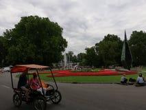 Parque de Budapest imagen de archivo libre de regalías