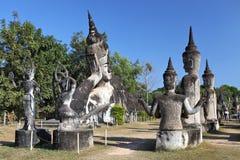 Parque de Buddha Imagem de Stock Royalty Free