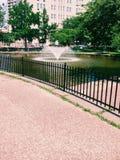 Parque de Bushnell imagen de archivo libre de regalías