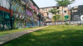 Parque de Chalermlar Imagem de Stock