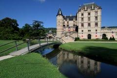 Parque de Chateau de Vizille Fotos de archivo libres de regalías