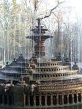 Parque de Chisinau Foto de archivo libre de regalías