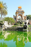 Parque de Ciudadela Imagem de Stock