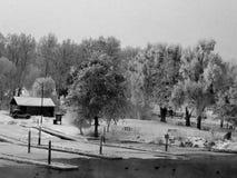 Parque de Columbia Fotografía de archivo