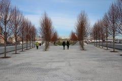 Parque de cuatro libertades Imagen de archivo libre de regalías