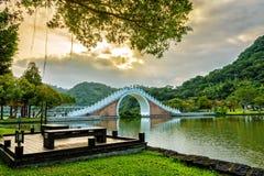 Parque de Dahu en Taiwán Fotografía de archivo