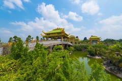 Parque de Dai Nam, Saigon, Vietnam Fotografía de archivo libre de regalías