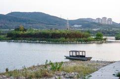 Parque de Dalian Xishanhu Fotografía de archivo