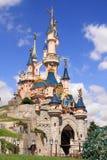 Parque de Disneylandya cerca de París Fotos de archivo