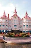 Parque de Disneylandya en París Imágenes de archivo libres de regalías