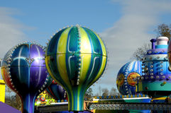 Parque de diversões Foto de Stock