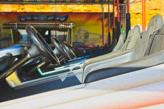 Parque de diversões fotografia de stock royalty free