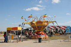 Parque de diversões em Texas Imagem de Stock