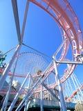 Parque de diversões em Yokohama imagens de stock royalty free
