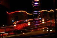 Parque de diversões: Prater (Viena/Áustria) Fotografia de Stock