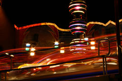 Parque de diversões: Prater (Viena/Áustria) Fotos de Stock