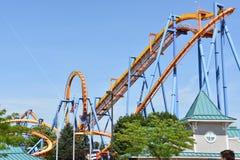 Parque de Dorney em Allentown, Pensilvânia Imagem de Stock