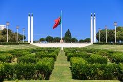 Parque de Eduardo VII Imagem de Stock