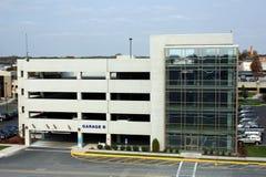 Parque de estacionamento Multi-storey   imagens de stock