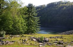 Parque de estado de Allegheny Foto de Stock Royalty Free
