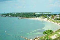 Parque de estado de Bahía Honda Fotografía de archivo