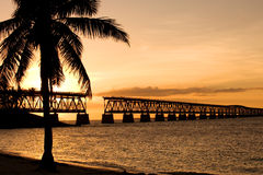 Parque de estado de Bahía Honda Fotos de archivo libres de regalías