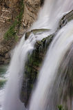 Parque de estado de Letchworth, cascada Fotografía de archivo libre de regalías