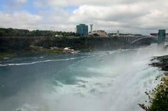 Parque de estado de Niagara Falls Fotos de archivo libres de regalías