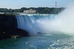Parque de estado de Niagara Falls Imagem de Stock Royalty Free