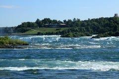 Parque de estado de Niagara Falls Foto de archivo