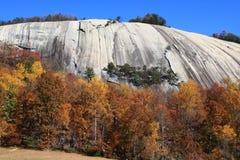 Parque de estado de Stone Mountain Imagen de archivo libre de regalías