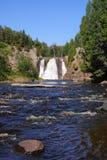 Parque de estado de Tettegouche fotografia de stock royalty free