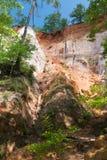 Parque de estado del barranco de la providencia Georgia Imagen de archivo