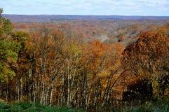 Parque de estado del condado de Brown fotos de archivo